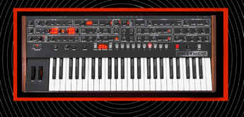 Top News: Sequential Prophet 6, Analogsynthesizer