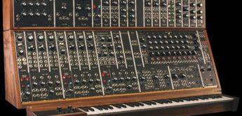 Top News: Moog Modular System 55, System 35 & System 15