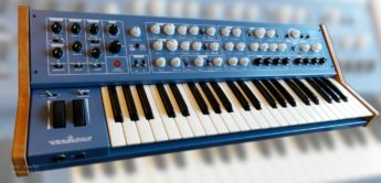 Preview: Vermona '14, Analog Synthesizer