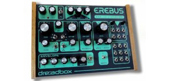 Test: Dreadbox Erebus Analogsynthesizer