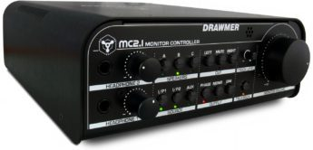Test: Drawmer MC 2.1, Monitor Controller