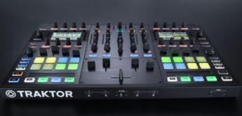 Test: Native Instruments Traktor Kontrol S8, DJ-Controller