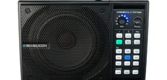 Test: TC-Helicon Voicesolo FX 150, Stage Monitor