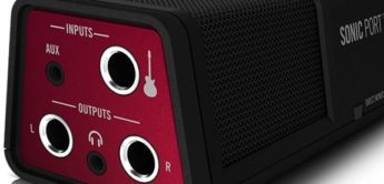 Test: Line6 Sonic Port VX, iOS Device