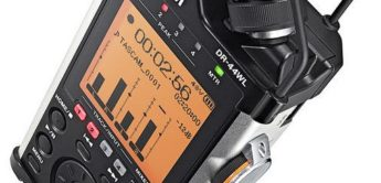 Test: Tascam DR-44WL, Digitalrecorder