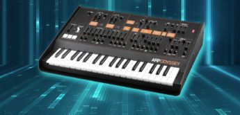 Test: Korg ARP Odyssey, Analog Synthesizer
