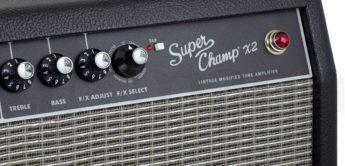 Test: Fender Super Champ X2, Gitarrenverstärker