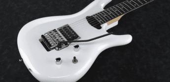 Test: Ibanez JS140-WH, E-Gitarre