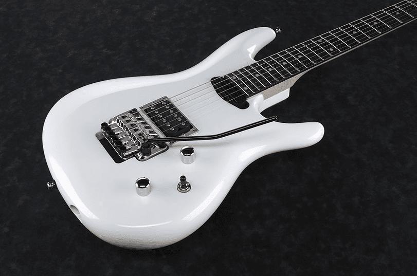 test ibanez js140 wh e gitarre seite 3 von 4. Black Bedroom Furniture Sets. Home Design Ideas