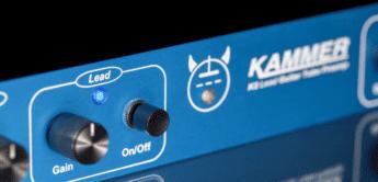 Test: Kammer K2 & Tube PowerAmp 301, Röhrenverstärkersystem