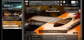 Test: Native Instruments Strummed Acoustic, Session Gitarrist