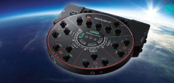 Test: Roland HS-5, Session Mixer