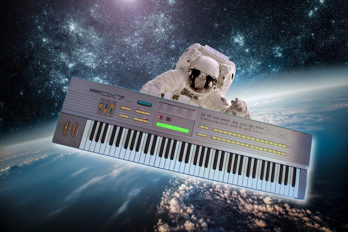 Spaceman DX7
