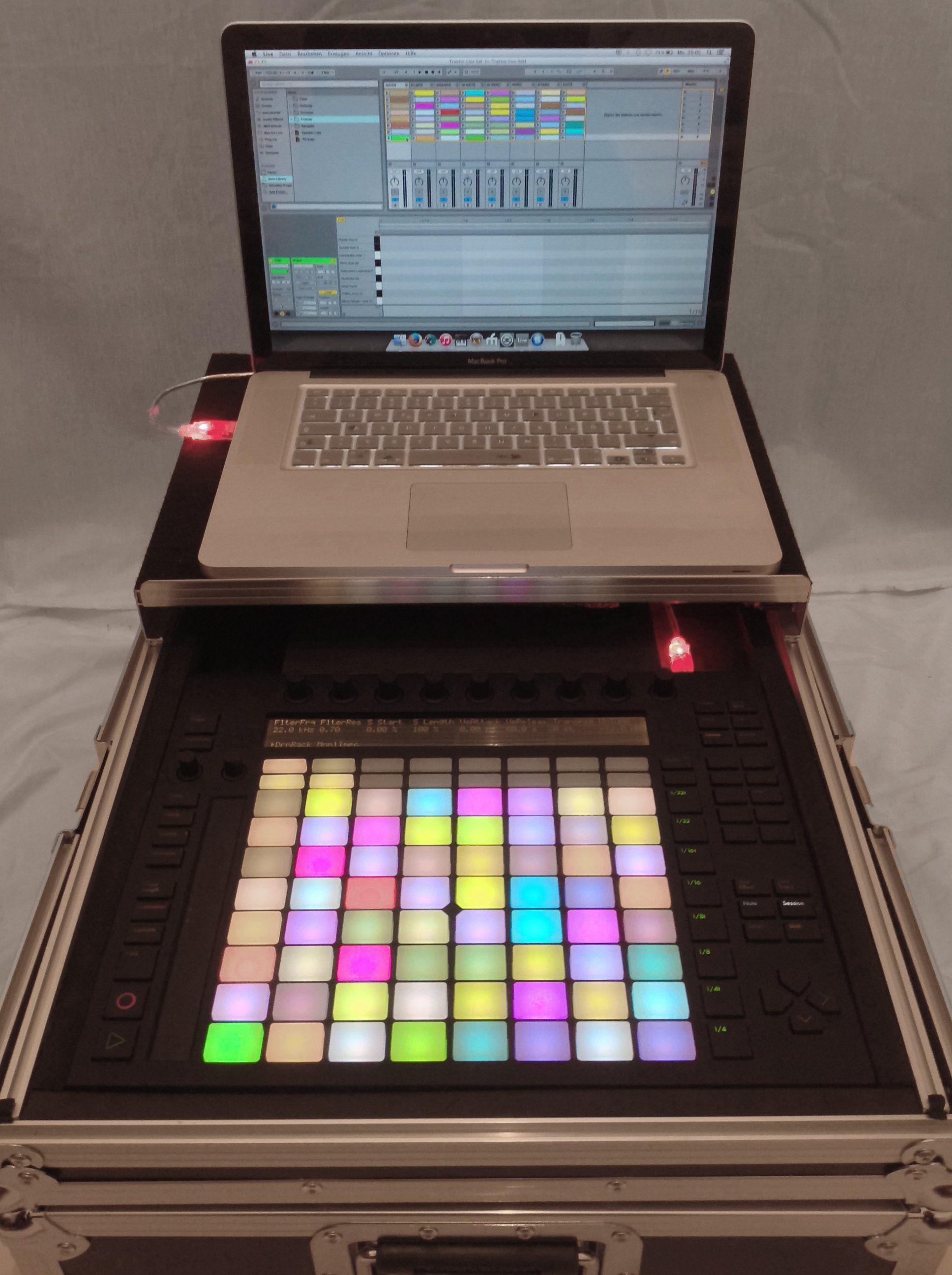 test dj controller