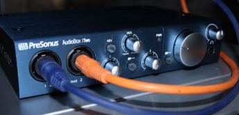 Test: Presonus AudioBox iTwo, USB-Audiointerface