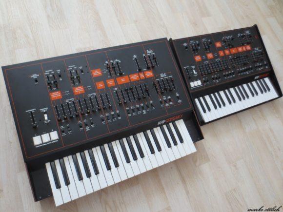 KORG ARP Odyssey & ARP Odyssey MK.III
