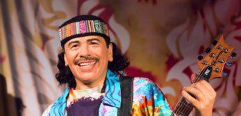 Carlos Santana: Seine Gitarren, seine Musik