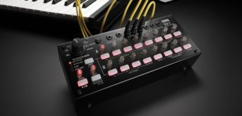 Test: Korg SQ-1, Analoger Step-Sequencer