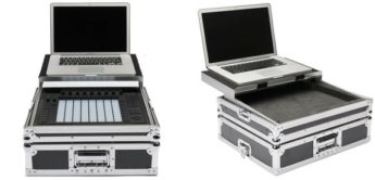 Test: Magma DJ Controller Workstation Push, DJ-Case