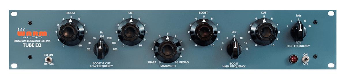 Mehr Platz für die Finger - DerEQP-WA von Warm Audio