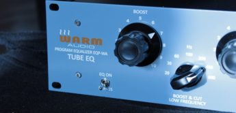 Test: Warm Audio EQP-WA, Equalizer
