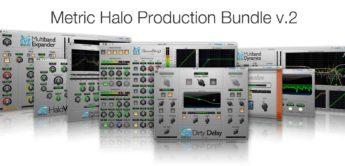 Test: Metric Halo Production Bundle 2, Dynamik- und Effekt-Plug-ins
