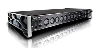 Test: Tascam US-16×08, USB-Audiointerface