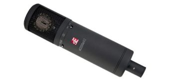 Test: sE Electronics 2200a IIC, Großmembran-Mikrofon