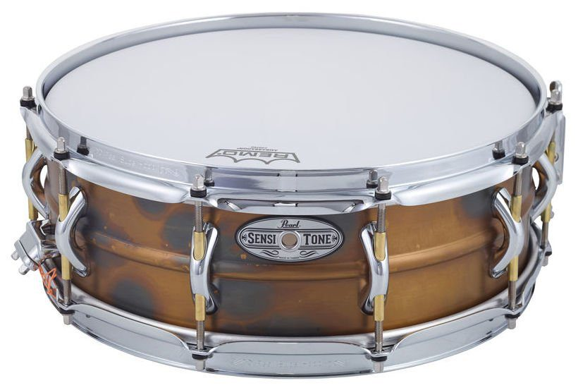 test pearl sensitone snare drums teil i seite 5 von 5. Black Bedroom Furniture Sets. Home Design Ideas