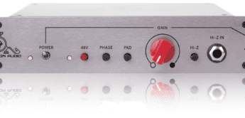 Test: Black Lion Audio B12A MkII, Mikrofon Preamp