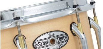 Test: Pearl Sensitone Snare Drums Teil I