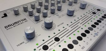 Test: Acidlab Drumatix, Analog-Drummaschine