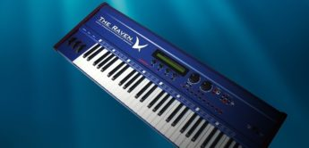 Green Box: Quasimidi Raven, Groove-Synthesizer