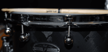 Test: Pearl Hybrid Exotic Snare Drums