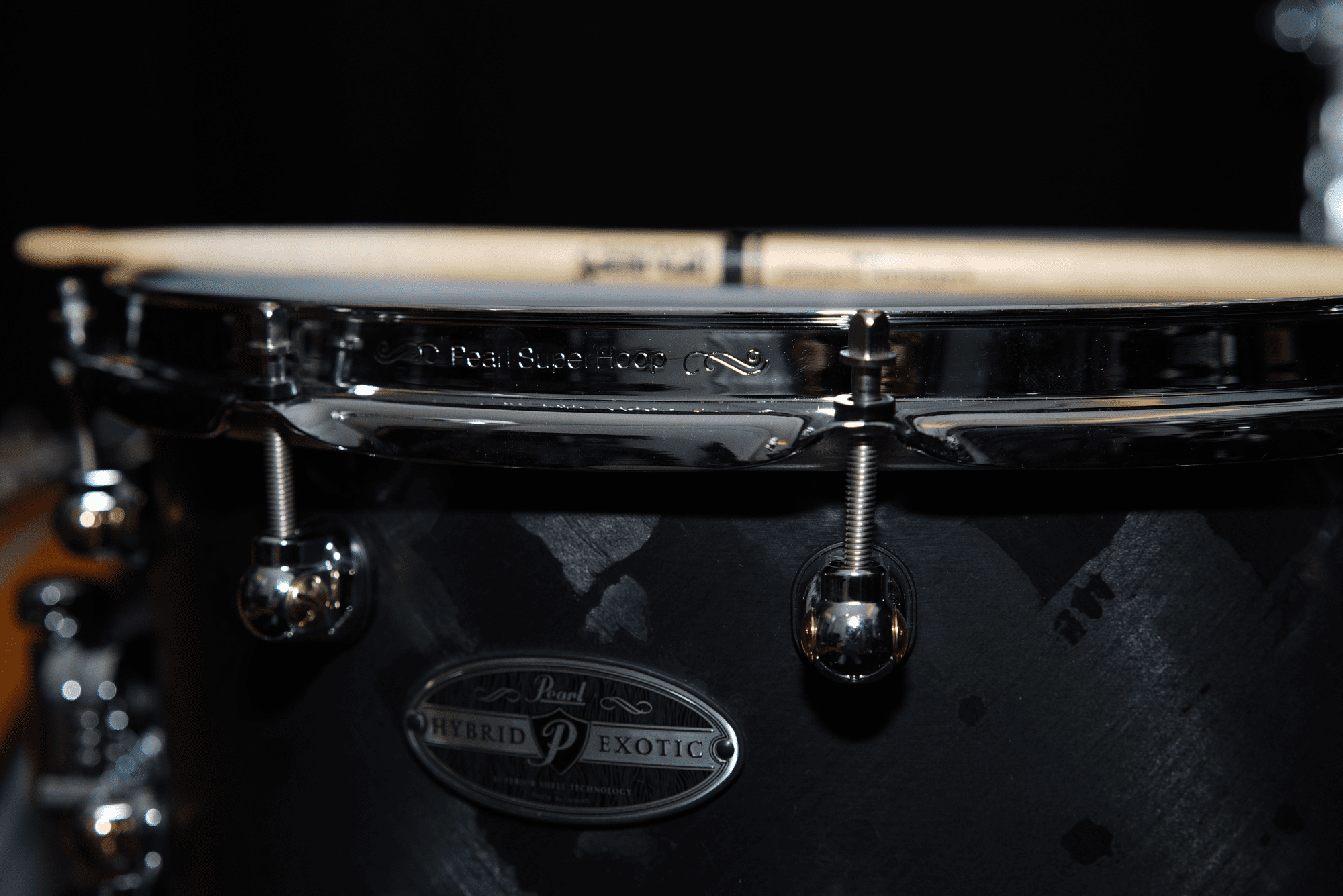 Test: Pearl Hybrid Exotic Snare Drums - Seite 3 von 6 ...