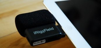 Test: IK Multimedia iRig Mic Field, iOS Field Mikrofon