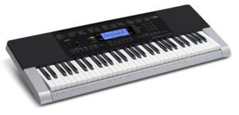 Test: Casio CTK-4400, Home Keyboard