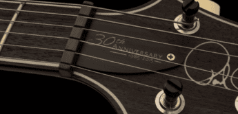 Test: PRS 30th Anniversary Custom 24 10Top CC, E-Gitarre