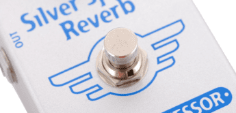 Test: Mad Professor Silver Spring Reverb, Effektgerät für E-Gitarre