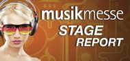 Musikmesse Stage Report