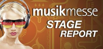Musikmesse 2015 – Stage Report