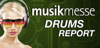 Musikmesse 2015 – Drums Report