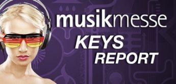 Musikmesse 2015 – E-Pianos, E-Orgeln Report