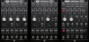 Top News: Roland System 500, Modularsynthesizer