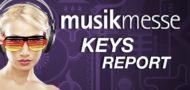 amazona Musikmesse_Keys Banner
