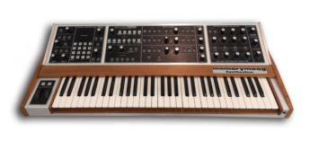 Blue Box: Moog Memorymoog, Analog Synthesizer
