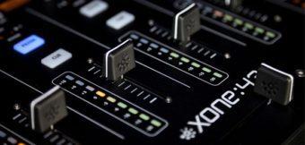 Das Design ist bereits von den Modellen Xone:DB2 und DB4 bekannt.