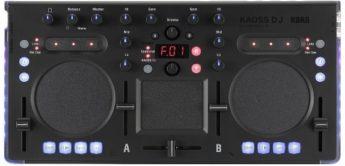 Test: Korg Kaoss DJ, DJ-Controller