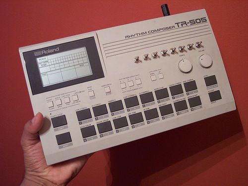 Moded TR-505