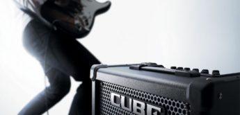 Test: Roland Cube-80GX, Verstärker für E-Gitarre